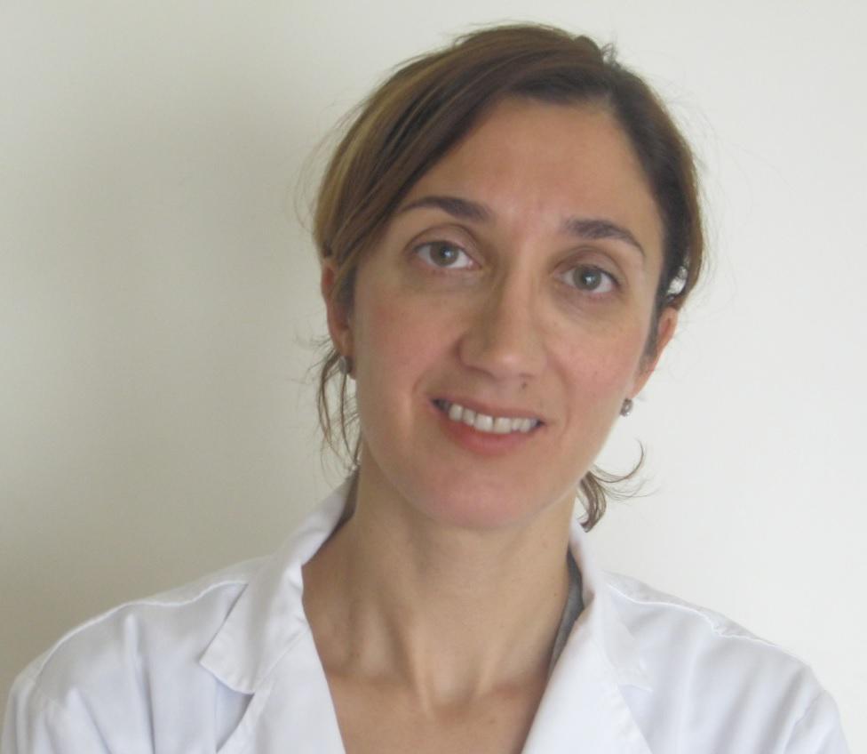 Luz Morán docente curso ecografía fisioterapia fisiogds 2022