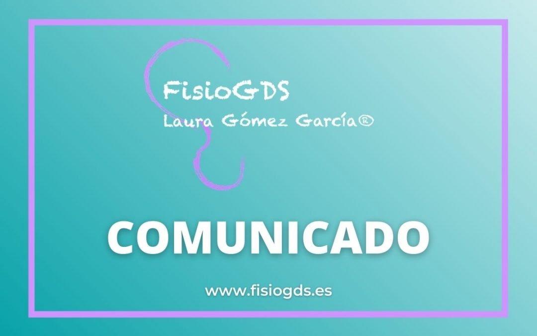 Comunicado Laura