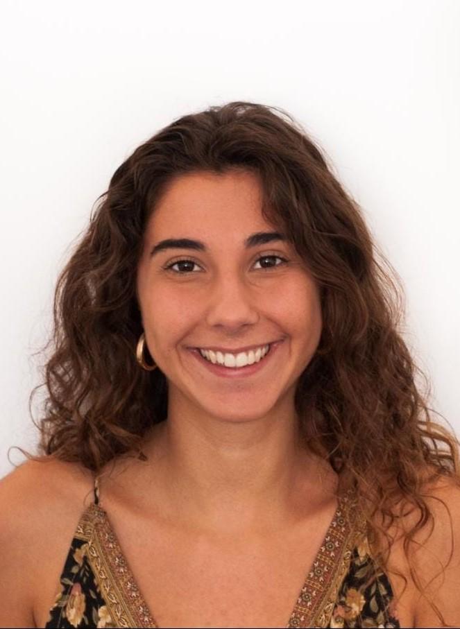 Marina Pérez fisioterapeuta en FisioGDS Santiago