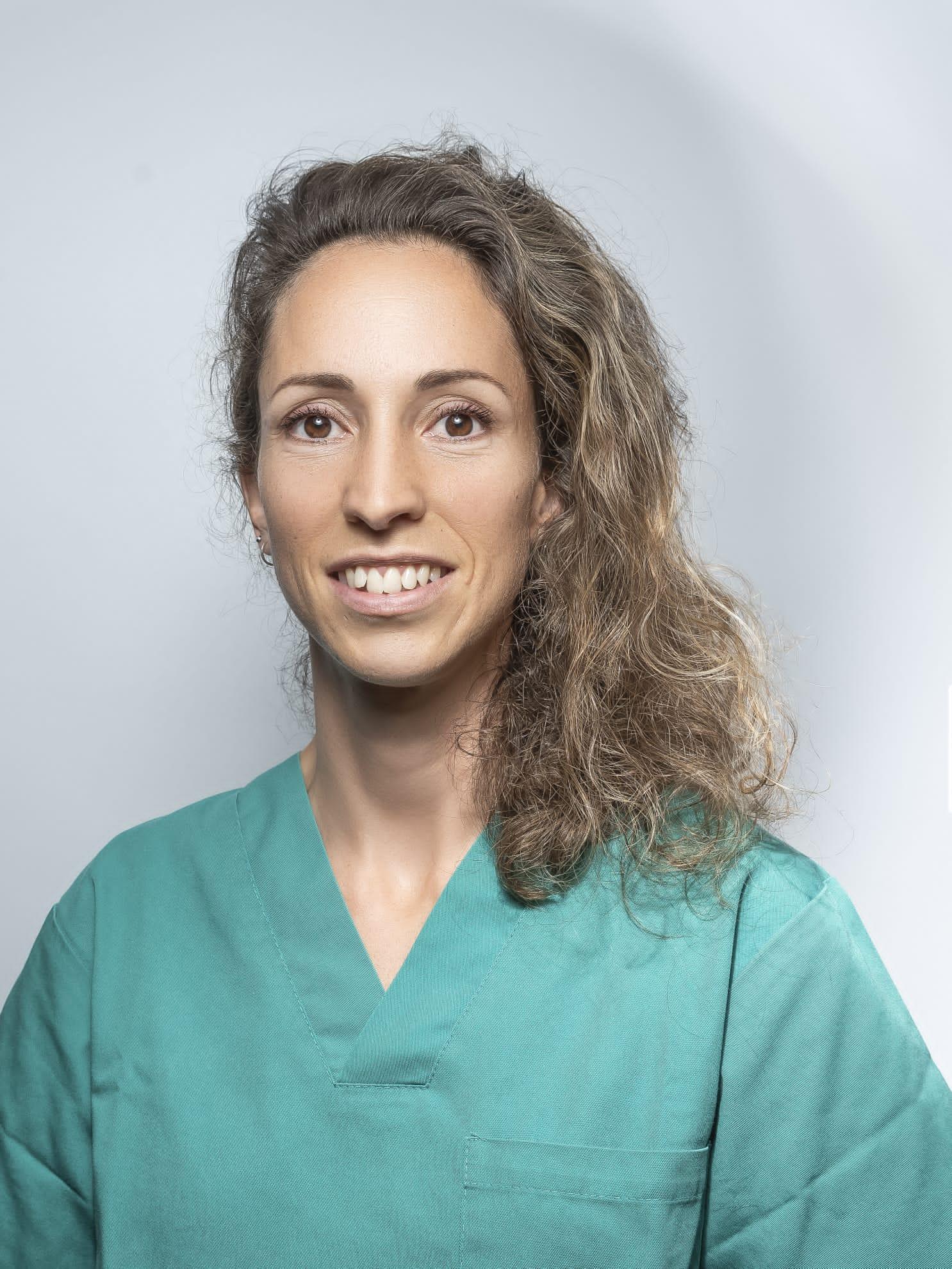 Niria Martínez fisioterapeuta FISIOGDS santiago de Compostela